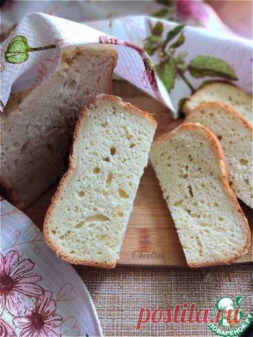 Хлеб на кефире в хлебопечке – кулинарный рецепт