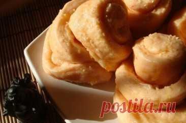 Сладкие китайские булочки
