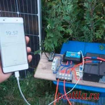 Солнечная электростанция своими руками для дачи (43 фото) Простая самодельная солнечная электростанция своими руками, для дачи. Подробные фото и описание изготовления электростанции