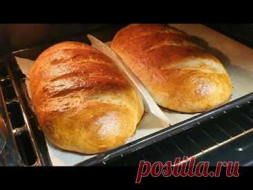 Я больше не покупаю хлеб! Новый идеальный рецепт быстрого хлеба за 5 минут. пекущийся хлеб
