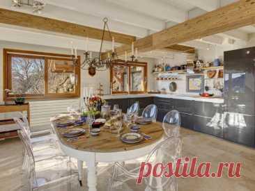 Интерьер дачного дома: 35 фото — Roomble.com