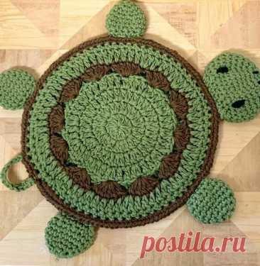 Вязаные коврики в домашнем интнрьере.   Handmade для всех   Яндекс Дзен