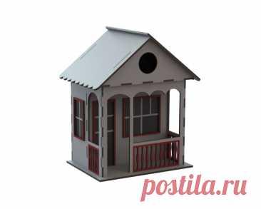 Купить скворечник для птиц домик на заказ