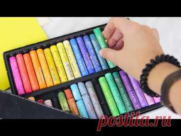 Ответ на вопрос: Какая у меня пастель для тонировки фоамирана? Какие цвета и оттенки чаще использую?