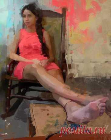 Колумбийский художник. Pedro Covo - Художники, фотографы и скульпторы со всего света
