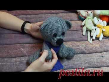 Вязаные игрушки / Обзор игрушек, связанных мною / Вязание крючком