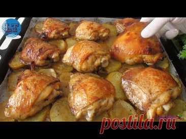 супер вкус. ✅. куриные бедрышки. 👍. попробуйте вот так. Вы всегда будете хотеть это делать. 😋 😍