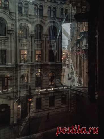 «Пале-Рояль» Дом баронессы фон Таубе, Санкт-Петербург. Снимала Дарья Афанасьева: nat-geo.ru/community/user/228635