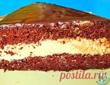 """Торт """"Эскимо"""" – кулинарный рецепт"""