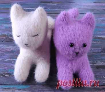 Очаровательные котята из обычных носков. Делаем безопасные игрушки для деток сами Взглянув не пушистых котят-очаровашек, далеко не каждый догадается, что сделаны они своими... Читай дальше на сайте. Жми подробнее ➡