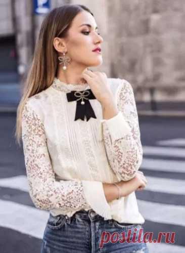 Женские галстуки-банты: рукотворная красота, которая украсит вашу одежду С подачи популярной французской писательницы Жорж Санд женщины стали носить галстуки-банты. Выглядят... Читай дальше на сайте. Жми подробнее ➡