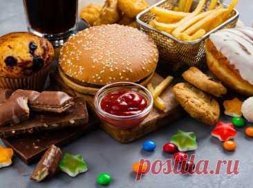 О каких проблемах говорят ваши пристрастия в еде | Marie Claire