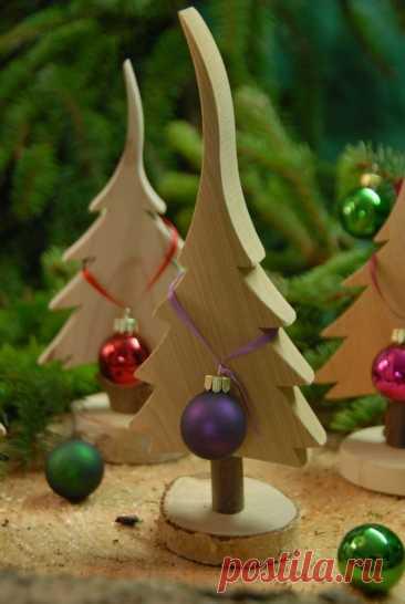 Адвент и Рождество - современный дизайн из традиционного дерева | гомифицируйте