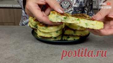 Ленивые пирожки на сковороде | Сейчас Приготовим! | Пульс Mail.ru