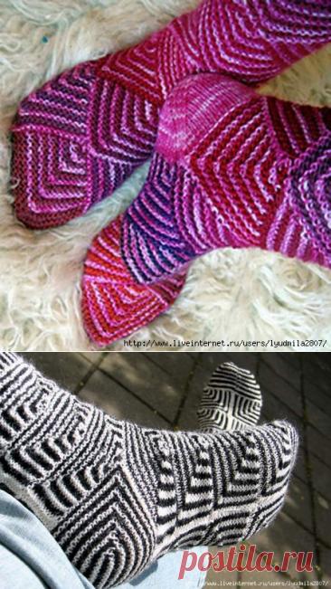 Носки Peppermintoes от Melody Johnson, Tiffany от Wolhalla
