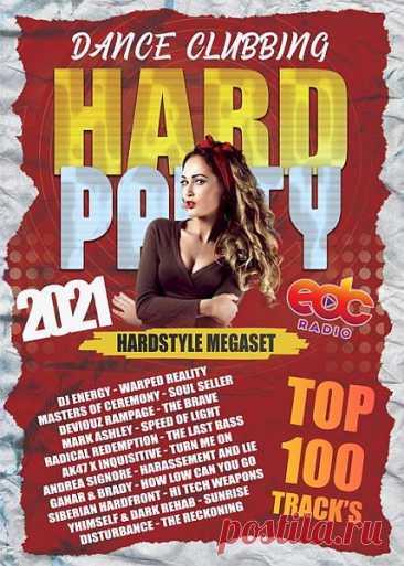 """Hard Dance Clubbing: Hardstyle Megaset (2021) Mp3 Подборка музыки заряженной позитивным летним настроем в сборнике под названием """"Hard Dance Clubbing: Hardstyle Megaset"""". Целых 100 треков лонгплея, помогут Вам провести время поднимая настроение и не давая ни единого шанса депрессии.Исполнитель: Various ArtistНазвание: Hard Dance"""
