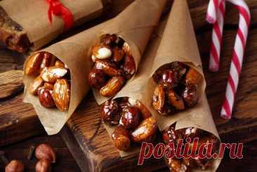 Карамелизированные орешки рецепт – итальянская кухня, вегетарианская еда: выпечка и десерты. «Еда»