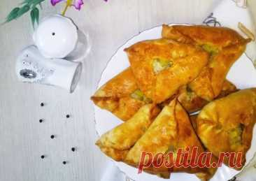 (4) Эчпочмак - татарская национальная выпечка - пошаговый рецепт с фото. Автор рецепта Альбина . - Cookpad