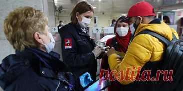 Москва усилит контроль за ношением масок. Главное о коронавирусе за 27 сентября. Коротко об основных новостях в Москве, России и мире