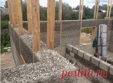 Дома из арбомонолита - Мужской журнал JK Men's Арбомонолит представляет собой разновидность бетонных блоков, которые обладают интересным наполнителем – это древесная щепа. По свойствам он сильно различается с