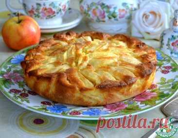 Итальянский деревенский яблочный пирог – кулинарный рецепт