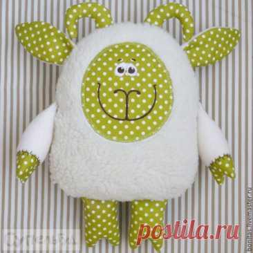 Много идей и выкроек для текстильных игрушек и полезных вещей (из свободного доступа в инете) | Интересные идеи для вдохновения