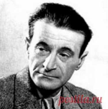 Сегодня 17 июня в 1903 году родился(ась) Михаил Светлов-ПОЭТ