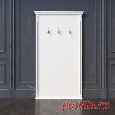 Прихожая вешалка из массива дерева без зеркала купить по цене 49 300 руб. в Москве— интернет магазин chudo-magazin.ru