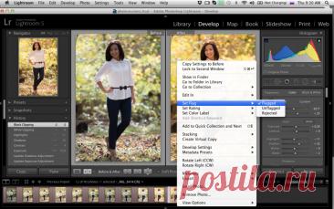 Из чего состоит процесс обработки фотографий - Уроки фотографии