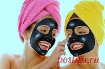 Очищающая пленочная маска для лица своими руками
