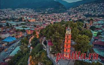 Турция:Город с колоритной историей - Бурса!