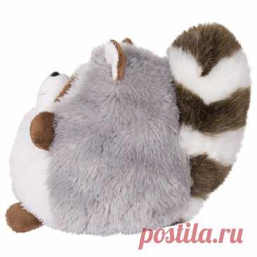 Мягкая игрушка Gulliver Пушистый хвостик Енотик 30 см 3-5 лет купить в интернет-магазине   Твой Стиль 220515