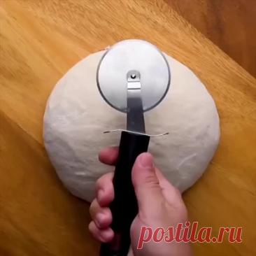 Как можно легко украсить выпечку