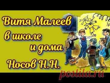 Витя Малеев в школе и дома Н. Н. Носов Глава 3