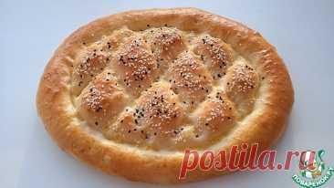 Узбекская лепешка на молоке Кулинарный рецепт