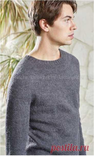Пуловер Дамаскус
