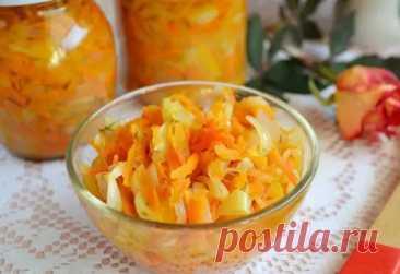 Морковь с перцем на зиму - Домохозяйки - медиаплатформа МирТесен