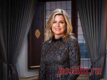 Королева Нидерландов отмечает юбилей: новые фотографии Максимы в честь 50-летия