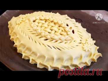 ЗАПАХ-Умопомрачительный😍Такой Шикарный Пирог покоряет сразу!Залейте его вТЕСТО и вы будете вВОСТОРГЕ