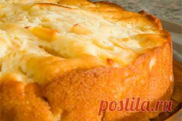 Пирог с яблоками и корицей в мультиварке | Recept-Fresh В последнее время стало очень модно использовать мультиварку для приготовления различных блюд. Это не удивительно, так как это изобретение позволяет приготовить