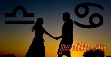 Мужчина-Рак и женщина-Весы: совместимость в любви, дружбе, сексе, в браке, работе и бизнесе, сильные и слабые стороны союза