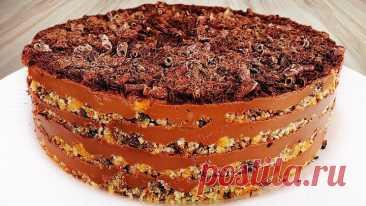 Торт в мясорубке! Кручу без выпечки. Быстро, просто и очень аппетитно. Рецепт просто бомбезный