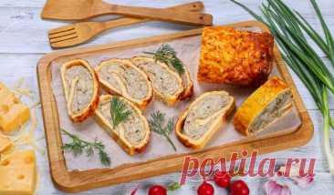 Праздничные вторые блюда из мяса