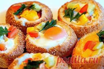 Фаршированные булочки к завтраку : ТОП-5 рецептов