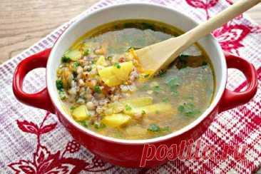 Как приготовить гречневый суп: 7 рецептов - БУДЕТ ВКУСНО! - медиаплатформа МирТесен Мои домашние любят гречневый суп даже больше, чем домашний борщ и традиционные щи. А как много вариаций можно придумать! С мясом и без, с сезонными овощами и грибами. А когда хочется вкусного разнообразия, выбираю необычные и интересные сочетания ингредиентов. Подготовила для вас 7