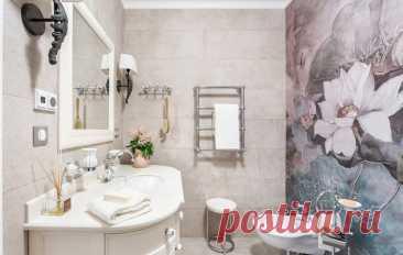 Бомбические идеи для ванной комнаты, которые вам точно захочется повторить — INMYROOM