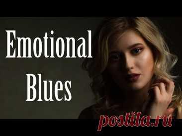 Emotional Blues Music - Slow Blues Ballads - Modern Electric Guitar Blues Music