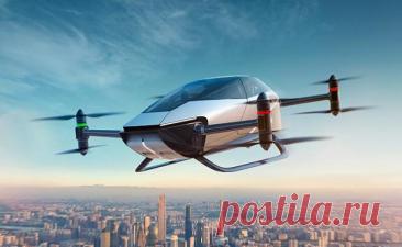 Автомобили-вертолеты Traveler X2 готовы к серийному производству — СпецТехноТранс