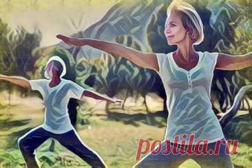 Универсальное упражнение от ста болезней (для тех, кому за 50)