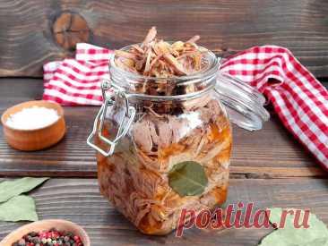 Домашняя тушёнка: мы расскажем, как приготовить её просто и вкусно | Еда на каждый день | Пульс Mail.ru новые рецепты каждый день